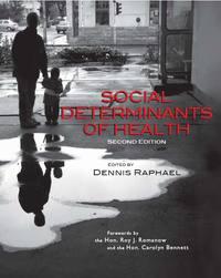 2008 social determinants of health cvr